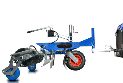 arena harrow attachment for mini loader multione