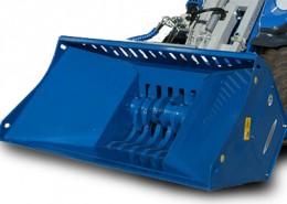 Multione-crusher-bucket for mini loader