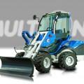 Multione-dozer-blade for mini loaders