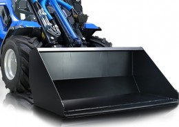 Multione-general-bucket-for mini loader