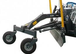 Multione-grader-header-for mini loader