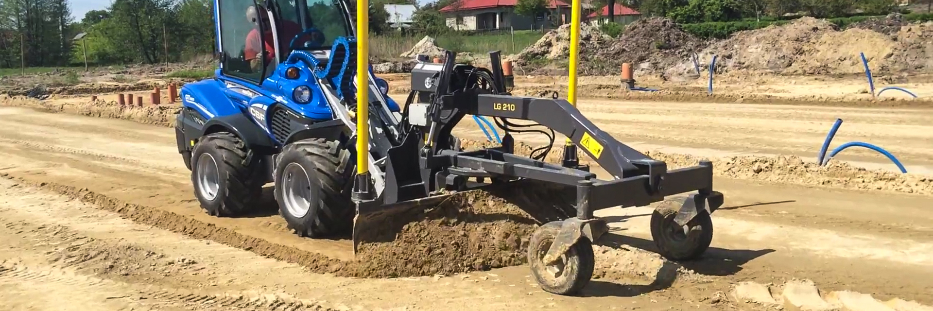 Multione mini grader