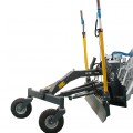 Multione-grader for mini loaders