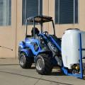 Multione-high-pressure-washer for mini loader