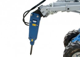 Multione-hydraulic-breaker-for mini loader