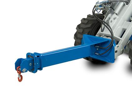 jib crane attachment for mini loader multione