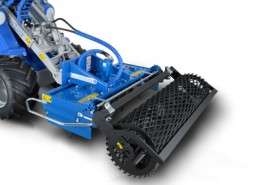 Power Harrow for mini loaders MultiOne