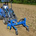 Multione mini excavator rake