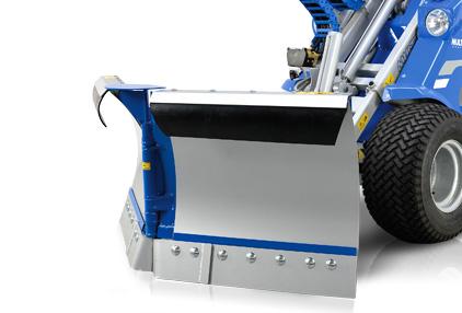 Snow Plow Attachment for mini loader multione