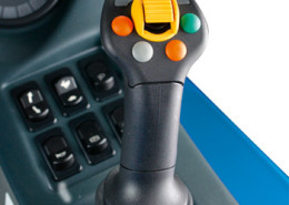 Multione Mini Loader joystick