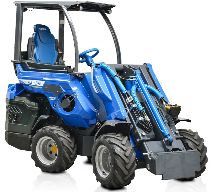 mini loader 7.3SD multione