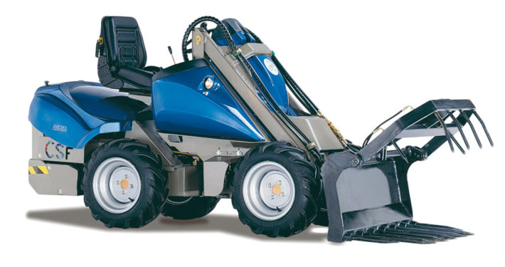 MultiOne mini loader jolly s